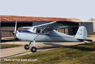 Cessna 140 (1/5 scale)