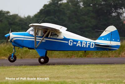 PA-20/22 (1/4 scale)